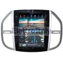 Autoradio Navigatore Mercedes Vito 2016 2018 12 pollici Android 7