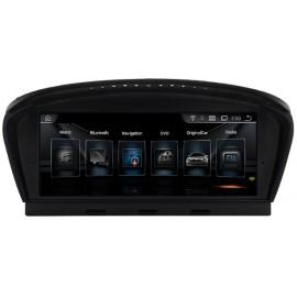 Navigatore Android GPS BMW CCC Serie 5 E60 Serie 3 E90 E92 E91 Multimediale