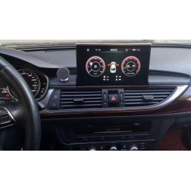 Navigatore Android GPS AUDI A6 8 pollici Multimediale