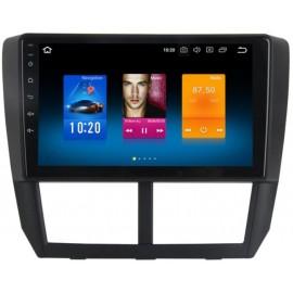 Navigatore Subaru Forester 9 Pollici Octacore 4Gb Android 8 WiFi