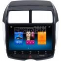Cartablet Navigatore Mitsubishi ASX Peugeot 4008 10.2 Pollici 4Gb Android 10 WiFi