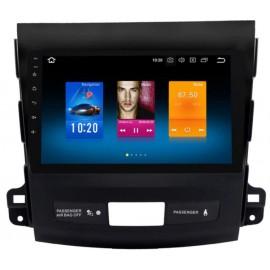 Navigatore Mitsubishi Outlander 9 Pollici Octacore 4Gb Android 8 WiFi