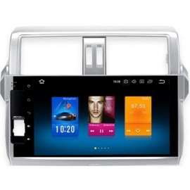 Autoradio Navigatore New Prado 150 Android Multimediale