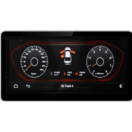 Navigatore Android GPS AUDI Q5 MIB 9.33 pollici Multimediale