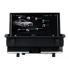 Navigatore Android GPS Audi Q3 8 pollici a scomparsa Multimediale