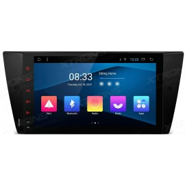 autoradio navigatore bmw serie e9x android 8 quadcore. Black Bedroom Furniture Sets. Home Design Ideas
