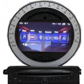 Autoradio Navigatore BMW Mini R56 Cooper Multimediale Android SIM 4G