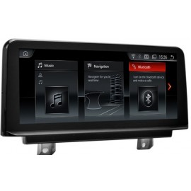 Navigatore BMW 10 pollici Serie 1 Serie 2 F20 F23 Android 8