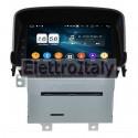 Cartablet Navigatore Opel Mokka Android 10 Octacore DAB