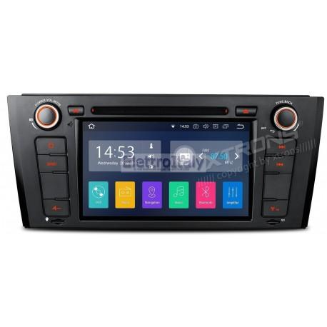 Cartablet Navigatore Bmw Serie E81 E82 E88 Android 8 Multimediale