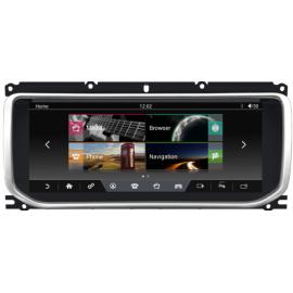 Cartablet Navigatore Land Rover Evoque 10 pollici Android 9