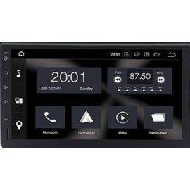 Cartablet Autoradio Navigatore universale 7 pollici Android 9 DSP DAB Carplay Android Auto