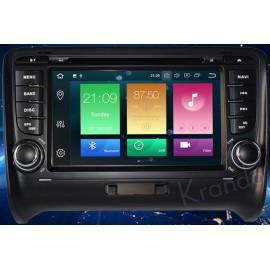 Autoradio Navigatore Audi TT Multimediale Android 9 Octacore