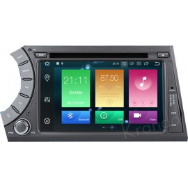 Navigatore Ssangyong Actyon Sports Android 8 Octacore