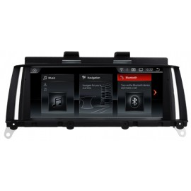 Cartablet Navigatore BMW X3 X4 NBT Android 7 GPS Multimediale