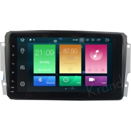 Car Tablet Navigatore Mercedes Classe C W203 Android 9 Octacore