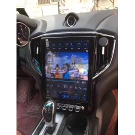 Car Tablet Navigatore MAserati Ghibli 10 pollici Android