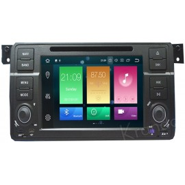 Autoradio Navigatore Bmw Serie E46 Android 9 Octacore Multimediale