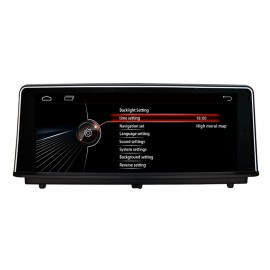 Navigatore BMW 10 pollici Serie 1 Serie 2 F20 F23 Android 7