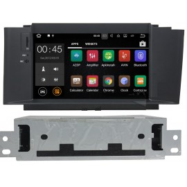 Cartablet Navigatore Citroen C4 DS4 Android 8 Multimediale