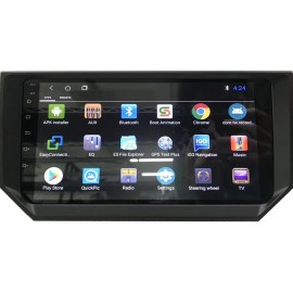 Navigatore Seat Ibiza quadcore Android 8.1 WiFi