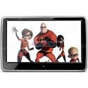 Monitor 10 pollici touschreen HD DVD rimuovibile Xtrons