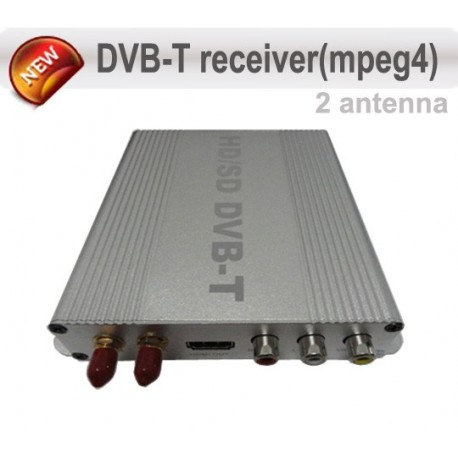 Decoder Digitale Terrestre MPEG4 S100 T1808