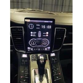 Cartablet Navigatore Porsche Panamera 2011-2016 10 pollici Android tesla