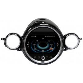 Autoradio Navigatore BMW Mini Cooper Multimediale Android