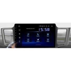 "Cartablet Navigatore 10"" Toyota Rav 4 2016 Android Multimediale"