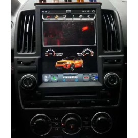 Cartablet Navigatore Android Land Rover Freelander 2 Multimediale Tesla