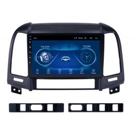Autoradio Navigatore Hyundai santa fe 2012 Multimediale Android 8 Octacore