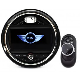 Autoradio Navigatore BMW Mini Cooper Multimediale Android