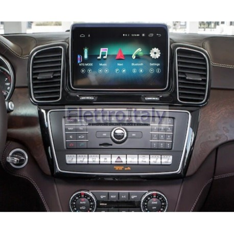 Navigatore 9 pollici Mercedes Classe GLE GLS NTG 4x Android