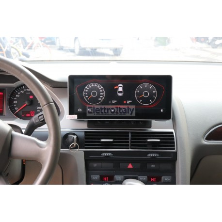 Navigatore Android GPS AUDI A6 10 pollici Multimediale