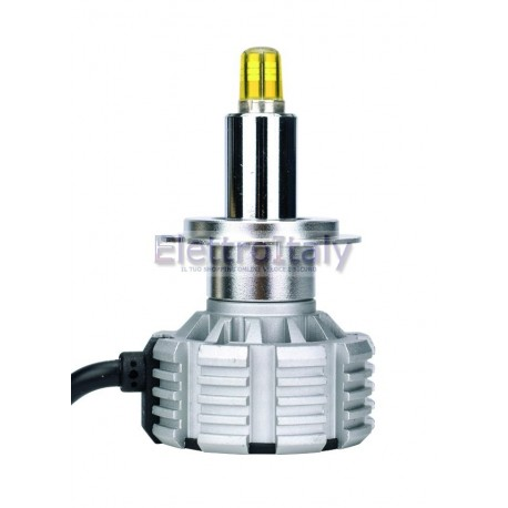 coppia Lampade LED hir2 per lenticolari phonocar