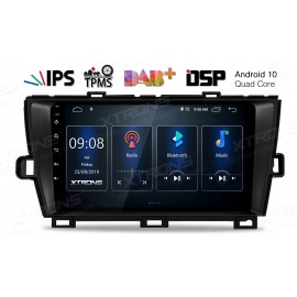 Cartablet Toyota Prius Navigatore Android 10