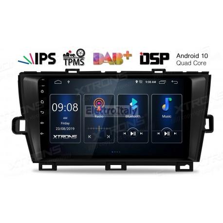 Cartablet Toyota Prius Navigatore Android 10