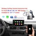 INTERFACCIA VIDEO Carplay android auto per AUDI B9 A4 A5 S5 MMI