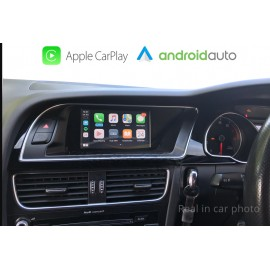 INTERFACCIA VIDEO Carplay android auto per AUDI A4 A5 MMI