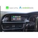 INTERFACCIA VIDEO Carplay android auto per AUDI A4 A5 MMI