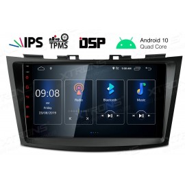 Navigatore Suzuki Swift 9 pollici Multimediale Android