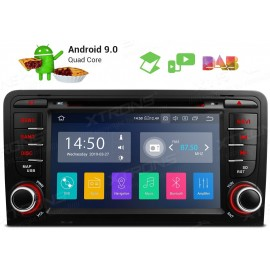 Autoradio Navigatore Audi A3 Multimediale Android 9