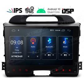 Navigatore Kia Sportage 9 pollici Android 10