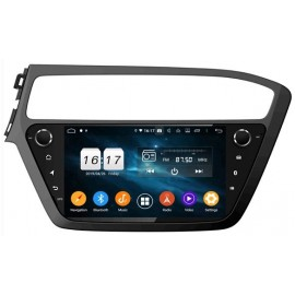 Navigatore Hyundai I20 8 pollici Android 9