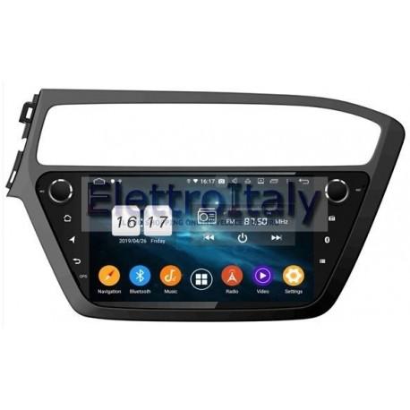 Navigatore Hyundai I20 9 pollici Android 10