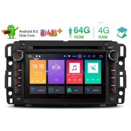 Autoradio Navigatore Hummer H2 Chevrolet Multimediale