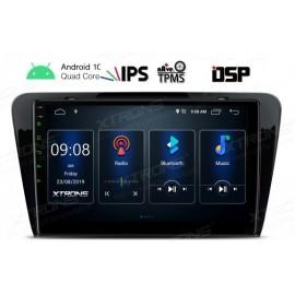 Navigatore Volkswagen Skoda Octavia 10 Pollici quadcore Android 10 WiFi