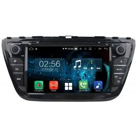 Navigatore Suzuki S Cross Android 10 DAB
