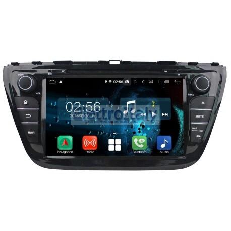 Navigatore Suzuki Cross Android 10